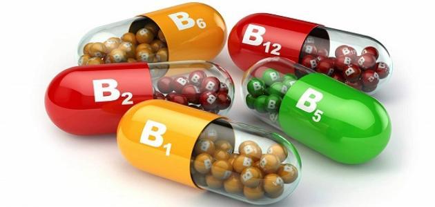 صور اعراض نقص فيتامين ب1 ب6 ب12 , مظاهر قلة الفيتامينات المهمة على الجسم