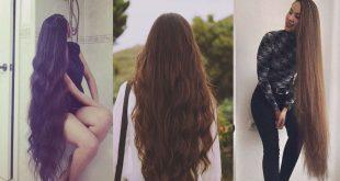 صور خلطات لتطويل الشعر , طولي شعرك بوصفات روعة وبسيطة