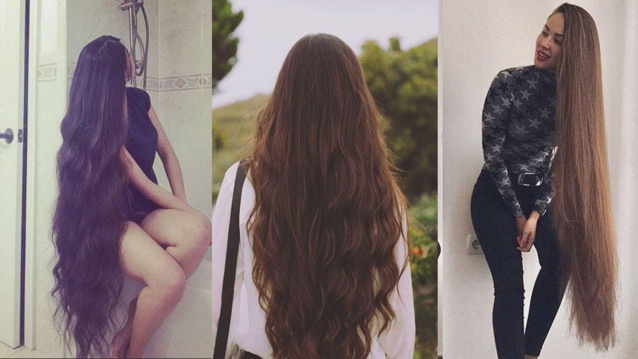 صورة خلطات لتطويل الشعر , طولي شعرك بوصفات روعة وبسيطة