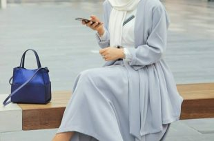 صور ملابس محجبات كاجوال , الموضة بحجابك سر شياكتك واناقتك
