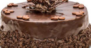 طريقة تزيين كيكة الشوكولاته , كيفيه تزين الكيكه في المنزل بطرق مختلفه