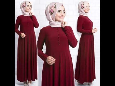 صورة حجابات تركية 2019 , لفات حجاب تركيه جديده 1061 2