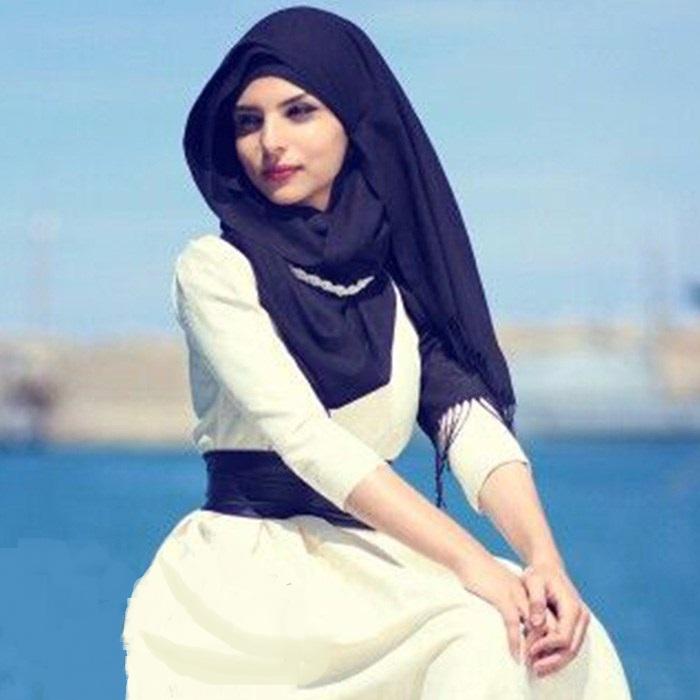 صورة حجابات تركية 2019 , لفات حجاب تركيه جديده 1061 7