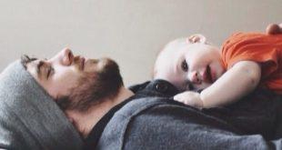 صورة صور اب وابنه , صور مختلفه للاباء مع ابنائهم للفيس بوك