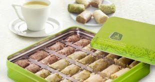 حلويات سعد الدين , حلويات شرقيه و غربيه