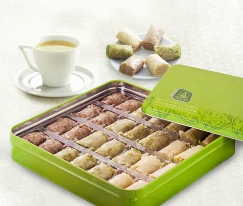 صور حلويات سعد الدين , حلويات شرقيه و غربيه