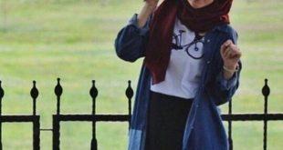 رمزيات بنات محجبات , صور بنات مسلمات جميلات