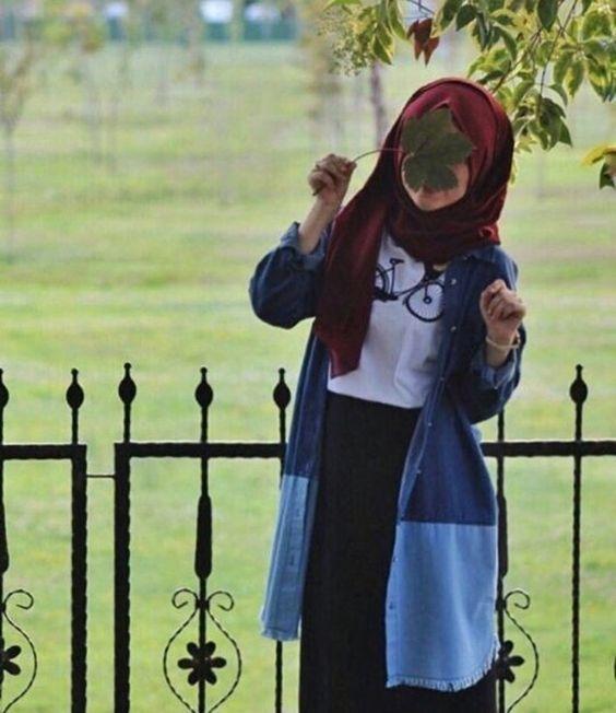 صورة رمزيات بنات محجبات , صور بنات مسلمات جميلات