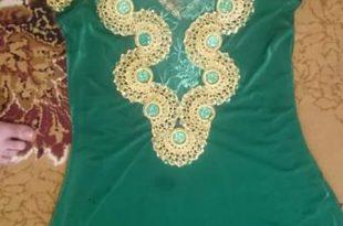 صورة احدث موديلات قنادر الصيف الجزائرية , موديلات ملابس جزائريه للصيف