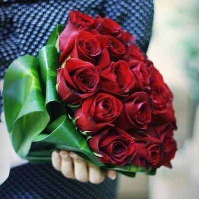 صورة زهور الحب , باقات ورد للفلانتين
