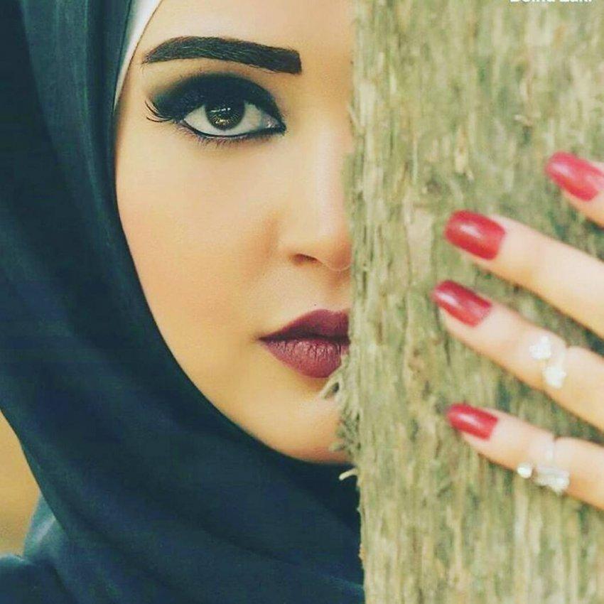 صور اجمل صور محجبات , اجمل بنت محجبه في العالم