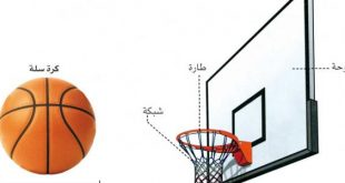 معلومات عن كرة السلة , قواعد و قوانيين كره السله