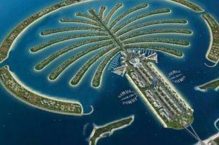 صور اكبر جزيرة صناعية في العالم , ماهي اكبر جزر العالم الصناعيه