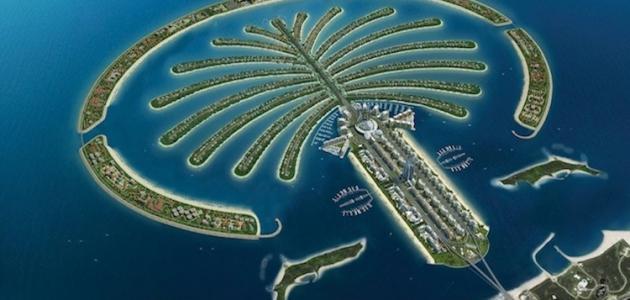 صورة اكبر جزيرة صناعية في العالم , ماهي اكبر جزر العالم الصناعيه