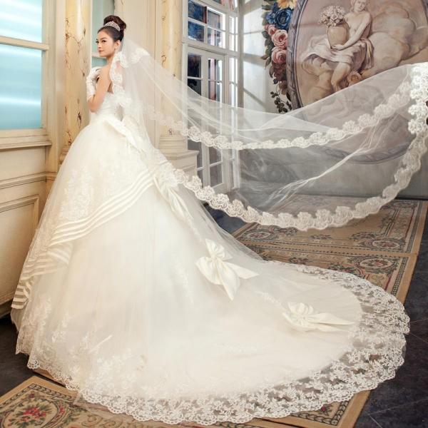 صورة احدث فساتين الزفاف , صور فساتين زفاف موضه 2019 1267 21