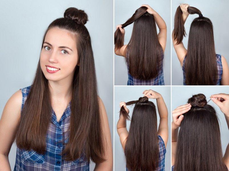 صور تزيين الشعر , موديلات لاكسسوارات الشعر