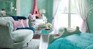 دهانات غرف نوم , احدث الوان حوائط لغرف النوم