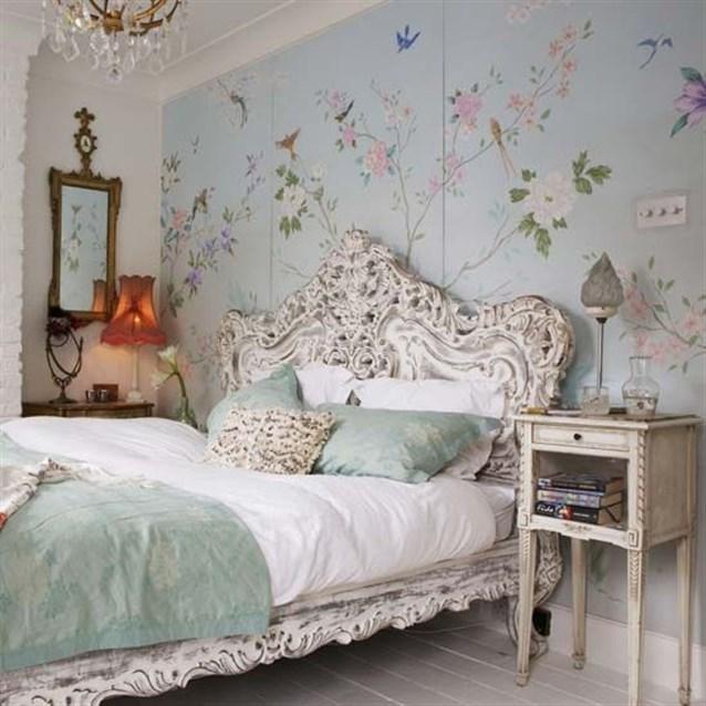 صورة ورق جدران غرف نوم , اشكال ورق حوائط لغرف النوم