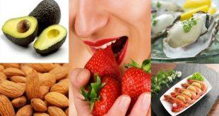 اطعمة تزيد الشهوة عند النساء , اطعمه تحفز الرغبه الجنسيه