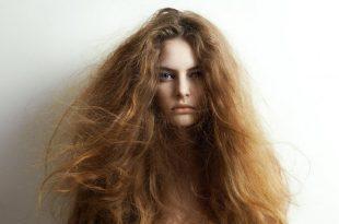 صورة علاج الشعر الجاف , وصفات طبيعيه لعلاج جفاف الشعر