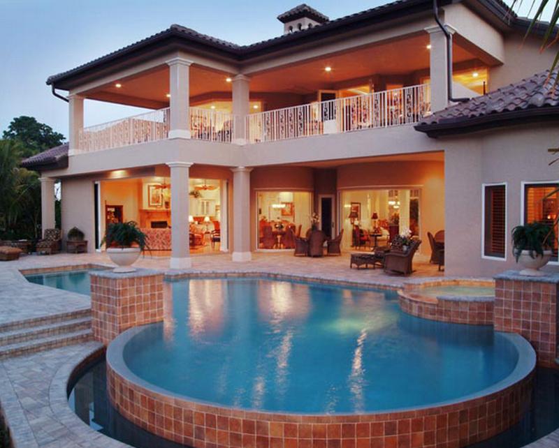 صور منزل فخم , فلل فخمه من الداخل و الخارج