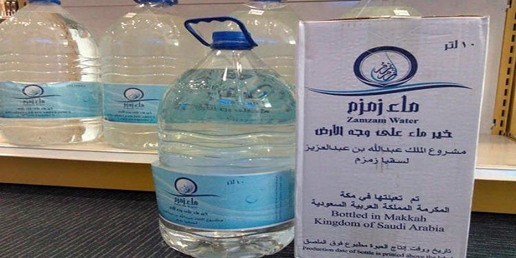 صورة ماء زمزم , ما هي قصه بئر زمزم