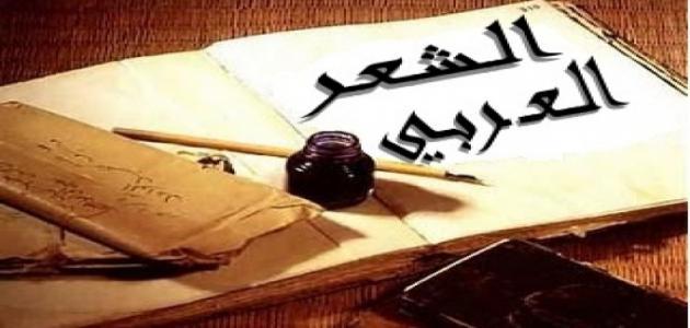 صور الشعر العربي , اجمل ابيات الشعر العربي