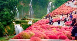 اجمل مكان في العالم , اجمل المناطق السياحيه