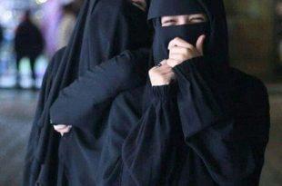 صورة صور بنات منقبات , رمزيات بنات بالنقاب للفيس بوك