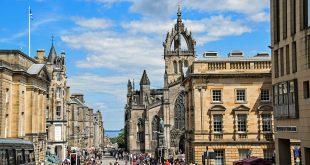 اكبر مدن اسكتلندا , تعرف علي خريطه ومدن اسكتلندا