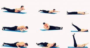 افضل التمارين الرياضية لازالة الكرش , تمارين رهيبه لازاله الكرش بسرعه