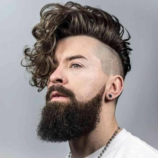 صورة طريقة لفلفة الشعر للرجال بالصور , كيفيه جعل شعر الرجال مجعد 3872 7
