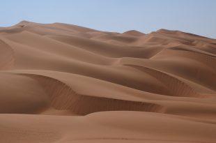 صورة موضوع عن تعمير الصحراء , استصلاح الصحراء وتعميرها