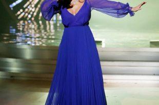 صورة فساتين اليسا , اجمل اطلالات لاليسا بفساتين راقيه