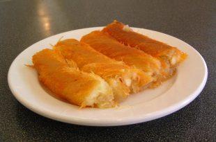 صورة حلويات شامية , حلويات سوريه سهله التحضير