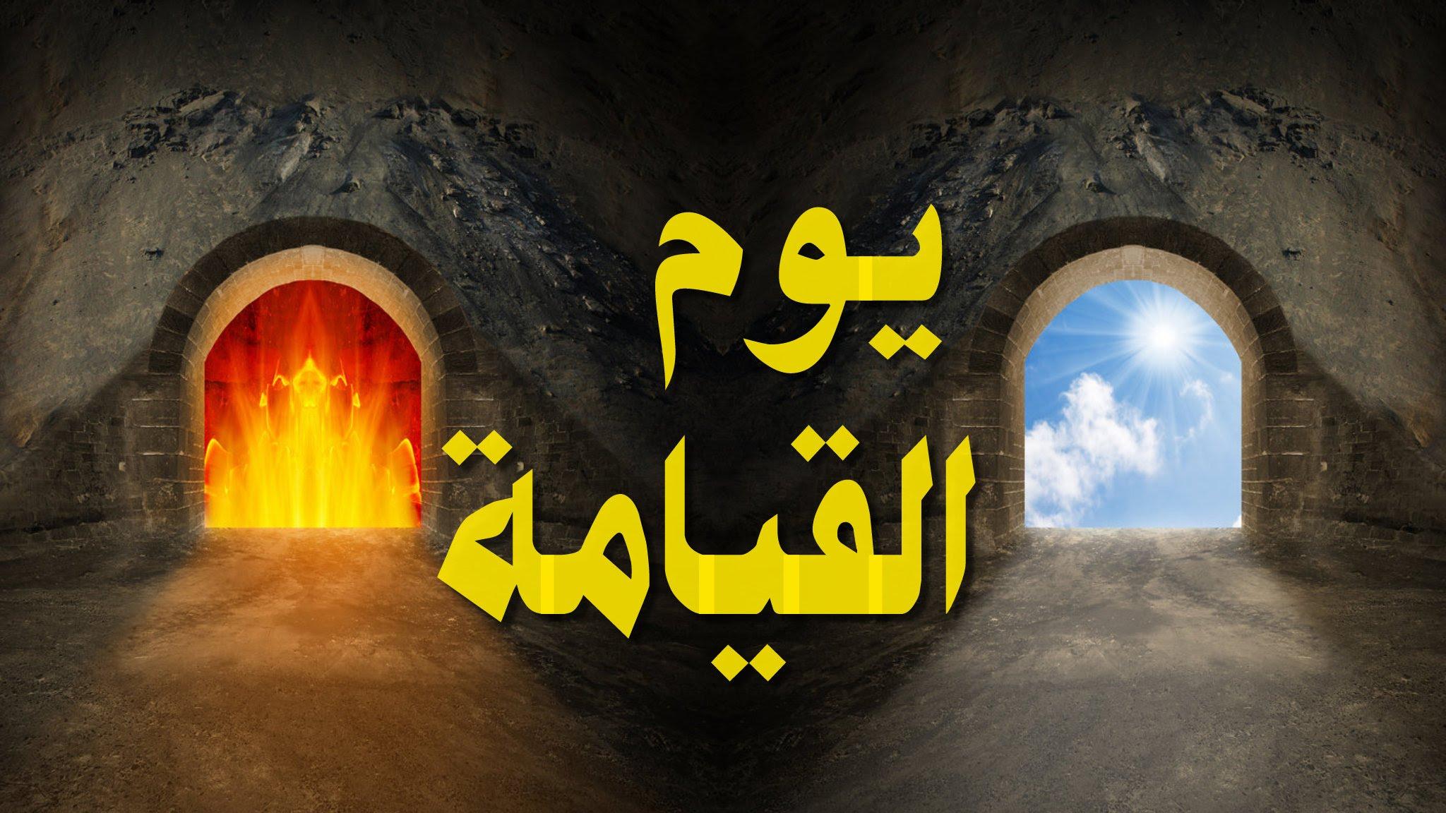 صورة تفسير حلم رؤية يوم القيامة , معلومات لم تعرفها عن تفسير الاحلام