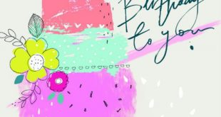رسائل عيد ميلاد للاخت , خلي عيد ميلاد اختك متميز