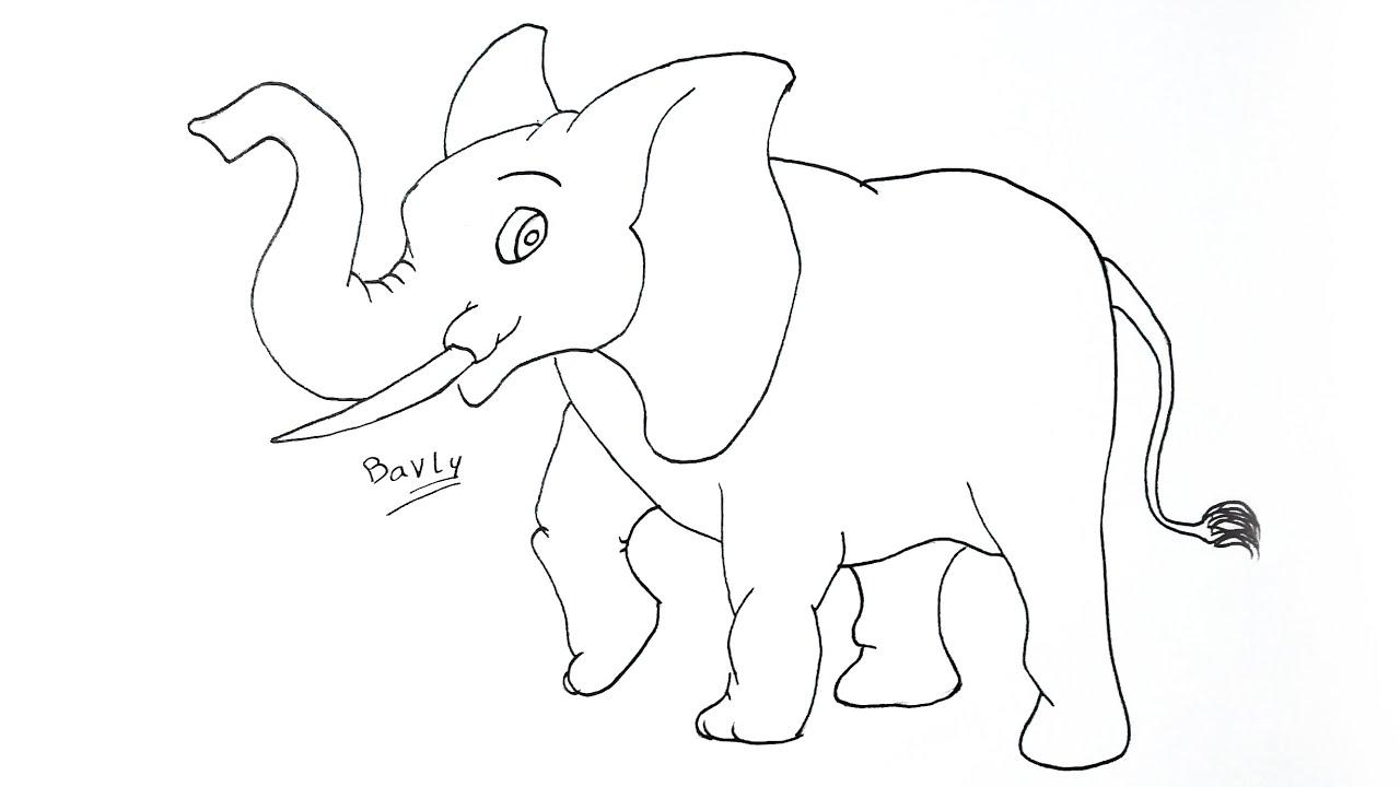 صورة تعلم رسم الحيوانات , اسهل الطرق لتعلم الرسم للاطفال