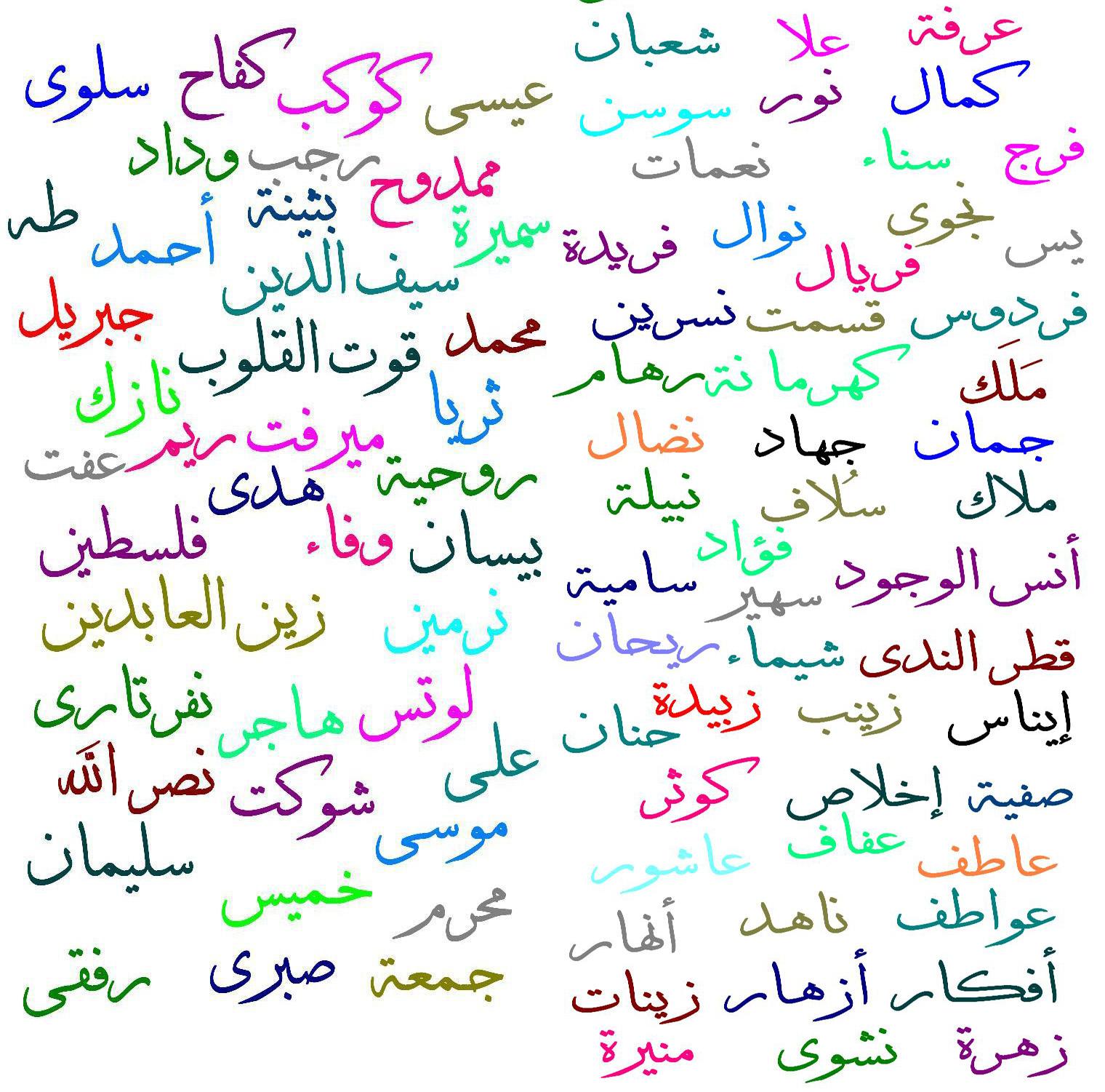 صورة اسماء غريبة اولاد , اغرب الاسماء الذكورية