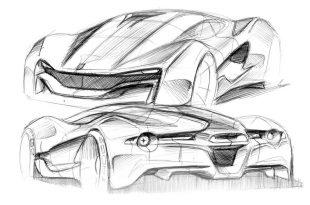 صورة تصميم سيارات , تصنيع السياره من بدايه الفكره الي الانتاج