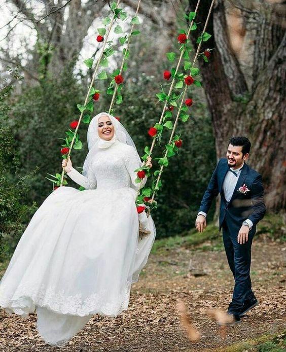 صورة عروس و عريس , فرحة ليلة العمر unnamed file 263