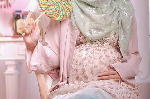 صورة ازياء للحوامل المحجبات , اهتمى بشياكتك واناقتك حتى اثناء الحمل