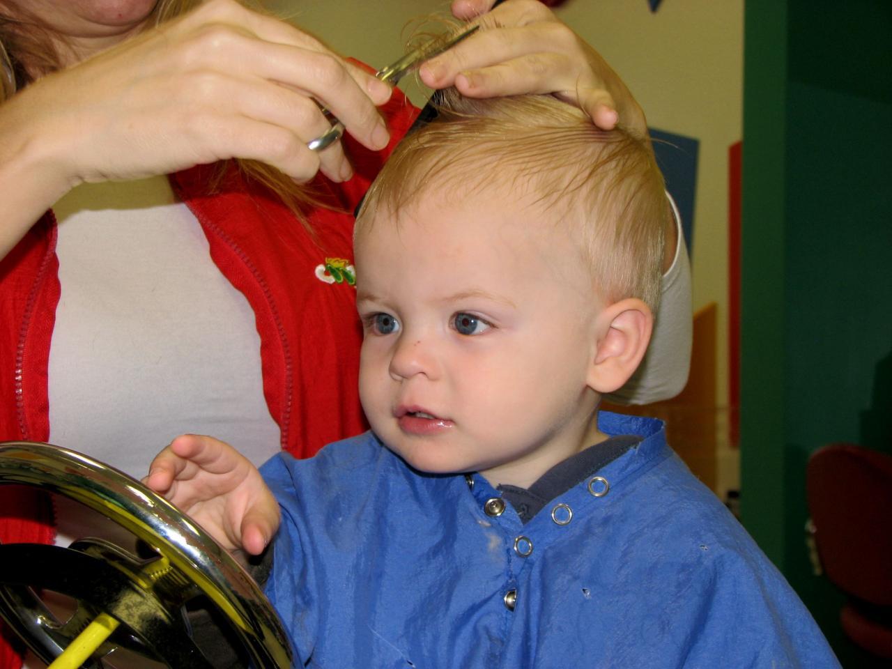 صورة احدث قصات شعر الاطفال , اشيك قصات لاجمل اطلالة