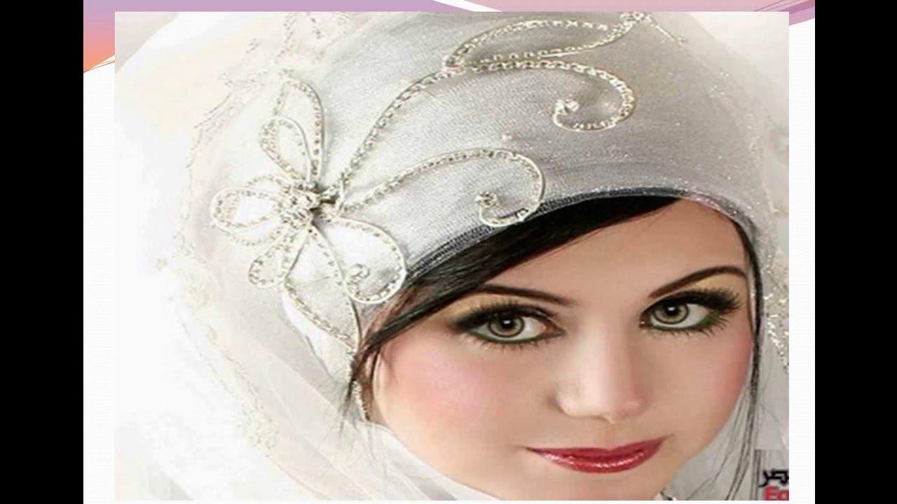 صورة اجمل تسريحة شعر للعروس , تسريحات شهر للعرايس تجنن