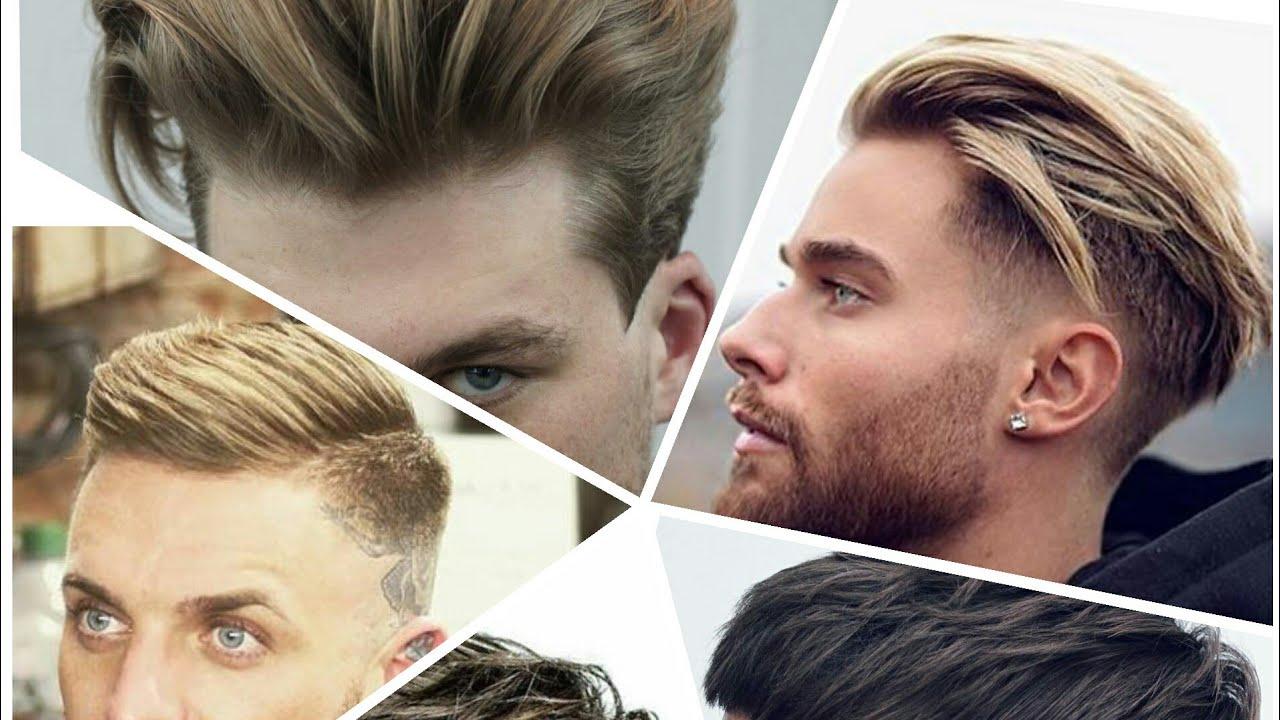 صورة انواع تسريحات الشعر للرجال , اجمد تسريحات للشعر تجنن
