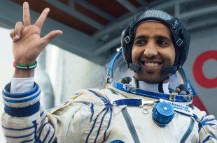 صورة من هو اول رائد فضاء عربي , اول من وصل للفضاء