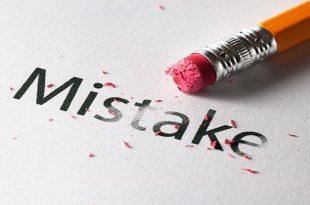 صورة تعلم من اخطائك , وابدا حياتك من جديد