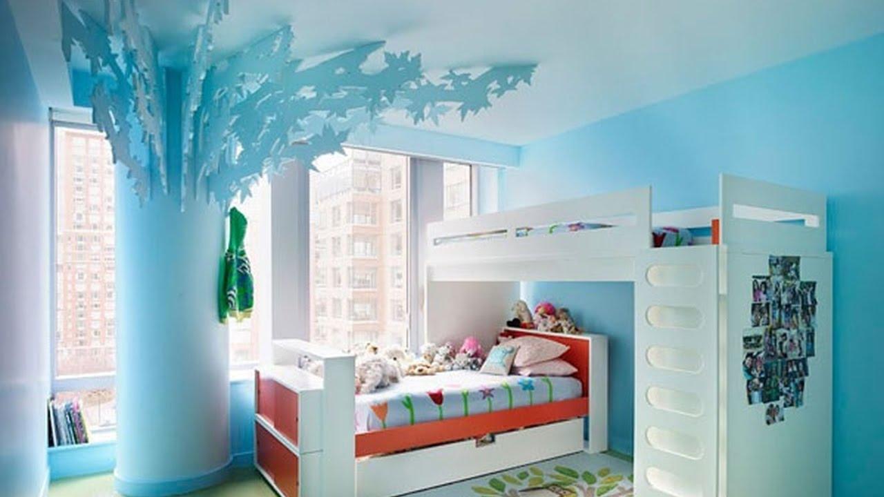 صورة ديكورات غرف اطفال , تصميمات مميزه لغرف نوم الاطفال
