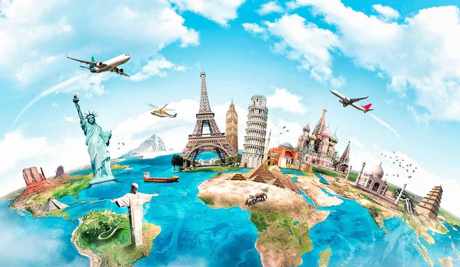 صورة موضوع تعبير عن السياحة , صيغة رائعه لموضوع تعبير يتناول السياحه