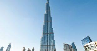 صورة برج خليفة في دبي , اغرب المعلومات عن برج خليفه بدبي